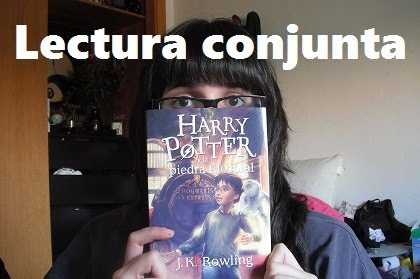 Lectura conjunta de Harry Potter