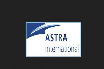 Beasiswa Astra Internasional
