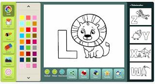 http://letras-e-numeros.colorir.com/abecedario/l-de-leao.html