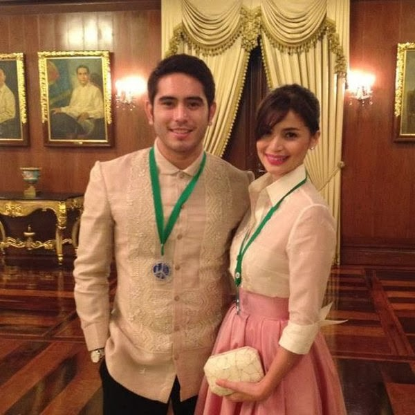 Anne Curtis and Gerald Anderson loveteam