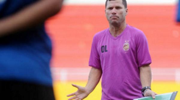 Dikalahkan Persija, Sriwijaya FC Pecat Oswaldo Lessa