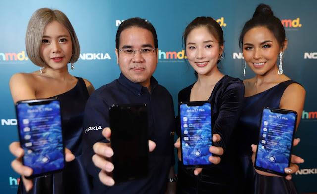 - Nokia เปิดตัว Nokia 5.1 Plus จอใหญ่ เน้นเล่นเกม