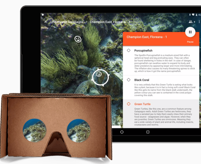 Google Expeditions Will Soon Be Available to iPad Users