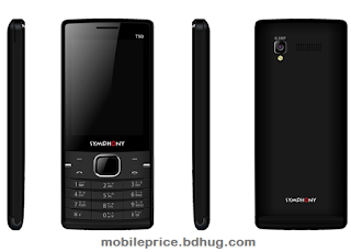 Symphony T90 Feature, Specification, Price In Bangladesh