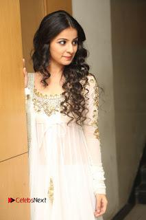 Telugu Actress Mahima Makwana Stills in White Desginer Dress at Venkatapuram Movie Logo Launch  0116.JPG