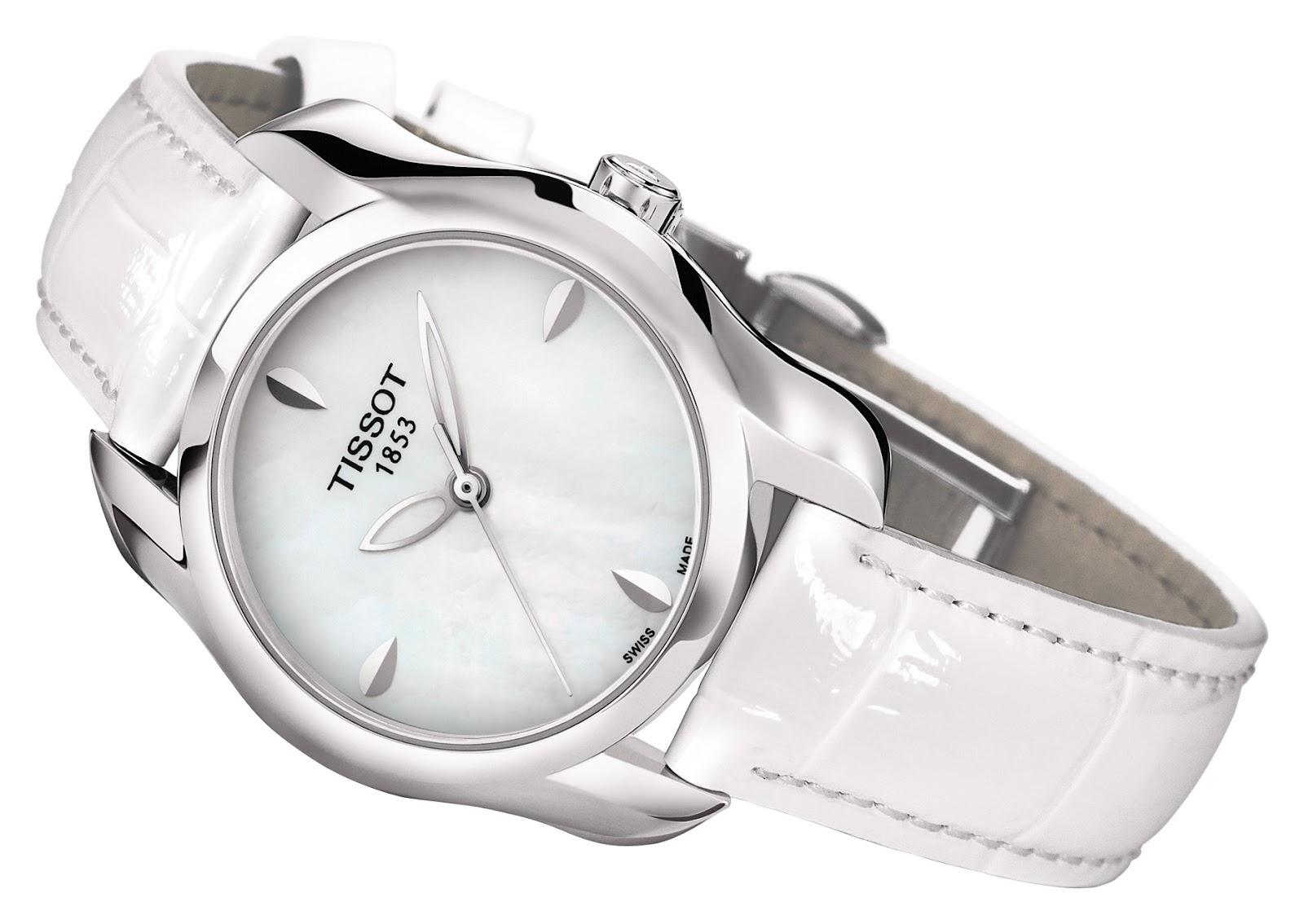81b7fcbd757 Estação Cronográfica  Sugestão relógios Tissot para o Dia da Mãe