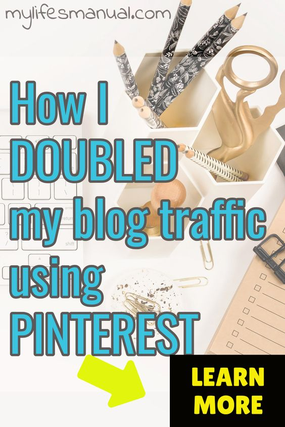 How to grow your page views using Pinterest. Learn how to increase your blog traffic by manually pinning on Pinterest. Pinteresting Strategies is not only about manual pinning. It's all about hacks and tips to grow your blog using Pinterest! Learn more. #Pinterest #bloggingtips #blogtraffic #Pinteresttraffic