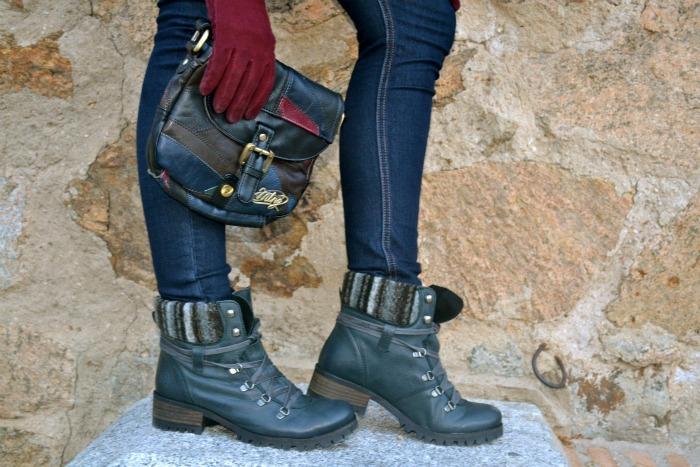 (SORTEO MUSTANG: botas de montaña + bolso) LOVE THE GREY