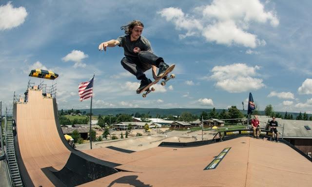 El Skateboard