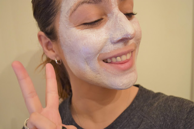 What Cat Says - Beauty | 7th Heaven Masks Haul - Face Mask Selfie!