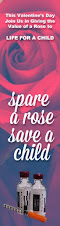 Spare A Rose..... Save A Child
