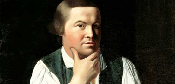 The Life of Paul Revere