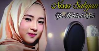 Download Lagu Nissa Sabyan Ya Habibal Qolbi MP3 (5.43MB) Baru 2018,Lagu Nissa Sabyan, Album Religi, Terbaru, 2018