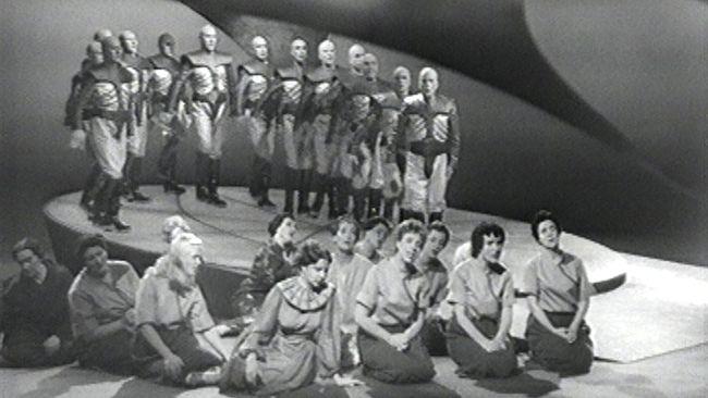 Karl-Birger Blomdahl - Aniara (una ópera sobre el hombre, el tiempo y el espacio)