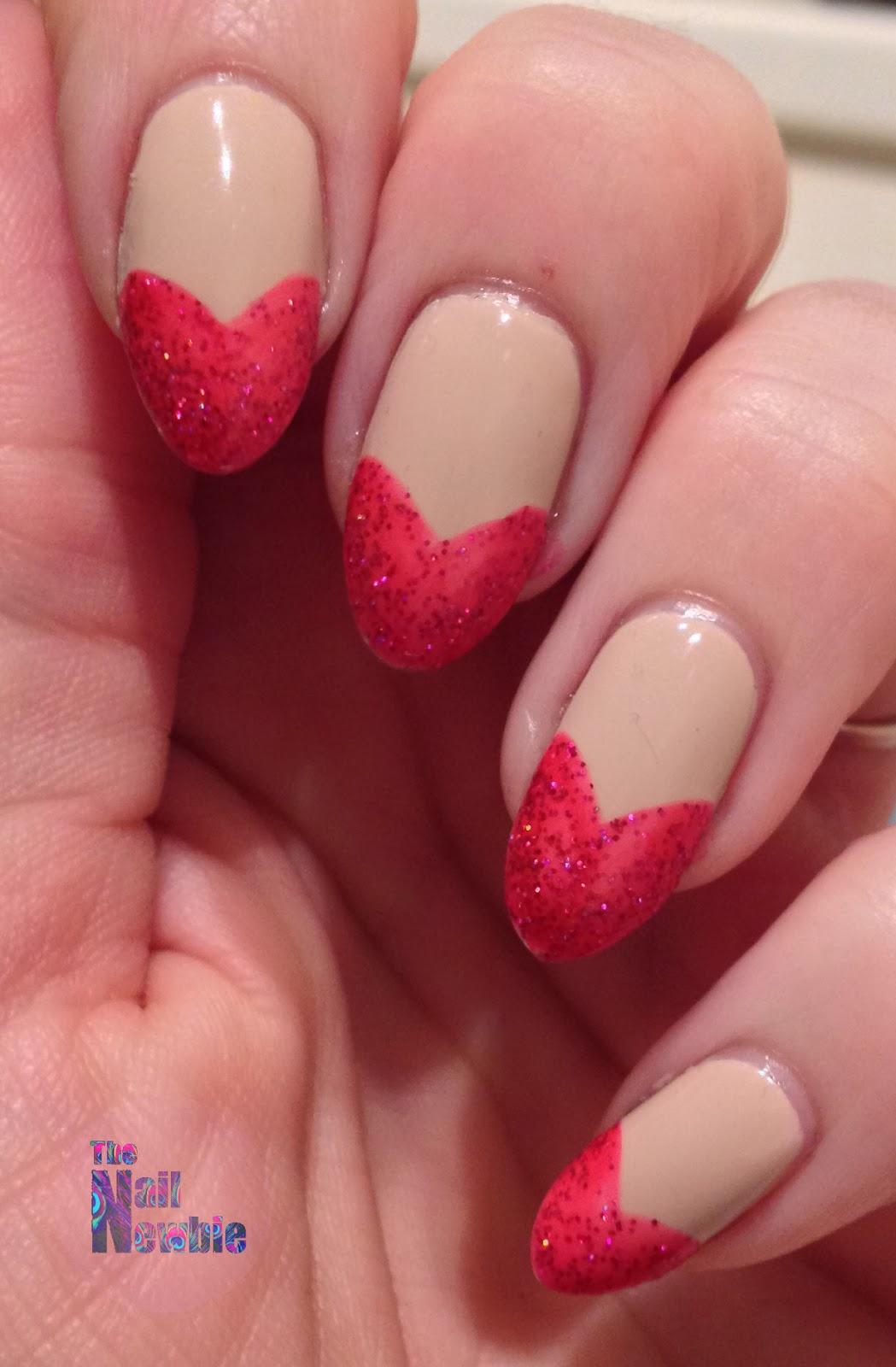 Nail Newbie Valentine Week Lacquerdaisical Elphaba S