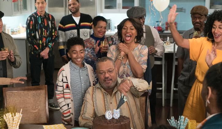 Black-ish - Episode 4.16 - Things Were Different Then - Promotional Photos + Press Release