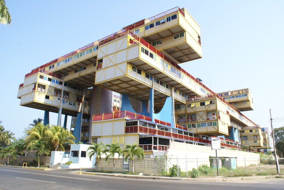 Arte y arquitectura art and architecture mayo 2017 - Contenedores para vivir ...