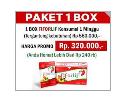 Paket Fiforlif
