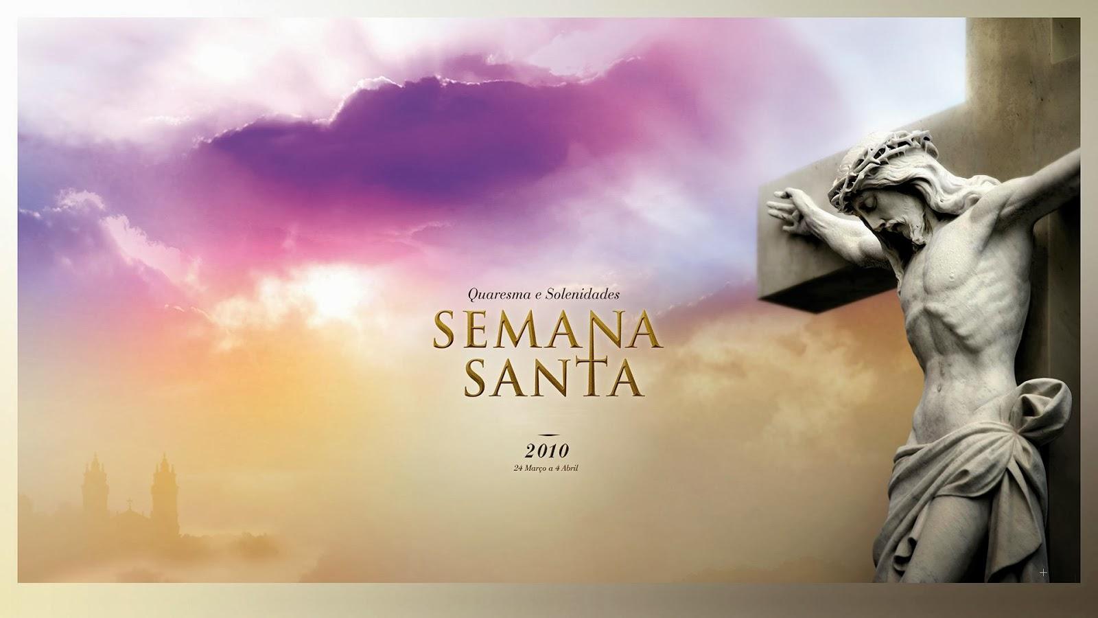 Bajar Fondos De Pantallas E Imagenes Fondo De Pantalla Semana Santa 2010 Jesus Crucificado