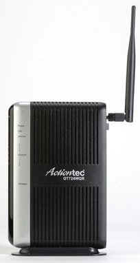 Actiontec GT724WGR and GT784WN Wireless DSL Modems ~ Linksys Tech
