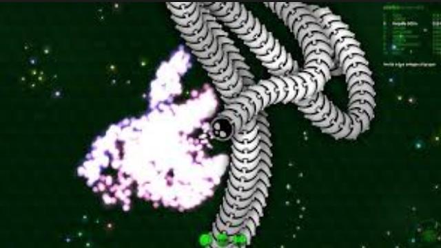 تراينر تهكير لعبة الثعبان wormax