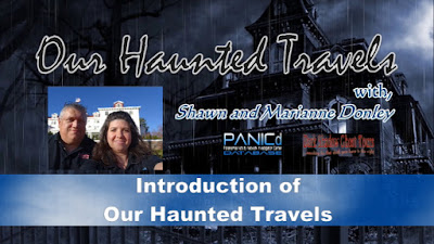 PANICd Launches a New Series : Our Haunted Travels