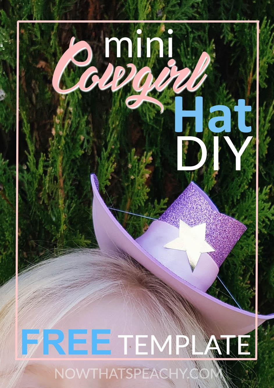 paper cowboy hat template.html