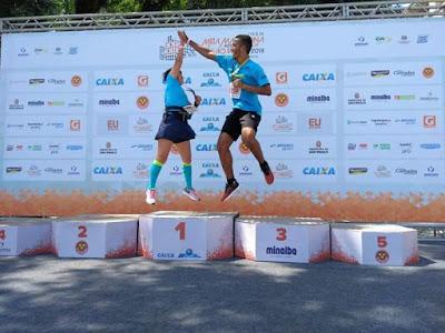 Corredores do 4K Clube da Corrida e Caminhada de Registro-SP participam da 12ª Meia Maratona Internacional de São Paulo