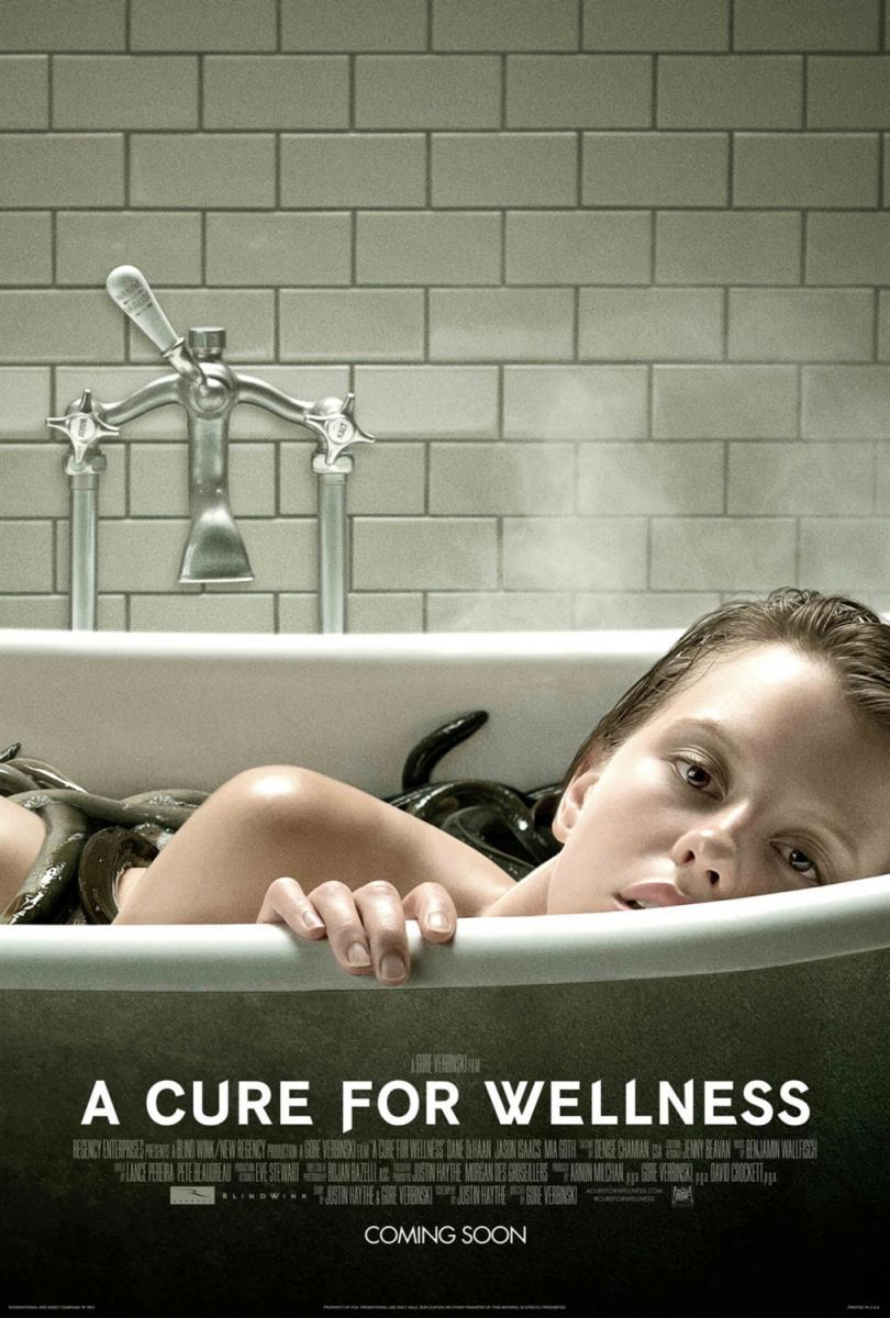 La Cura Del Bienestar (A Cure for Wellness) (V.O.S) (2017)