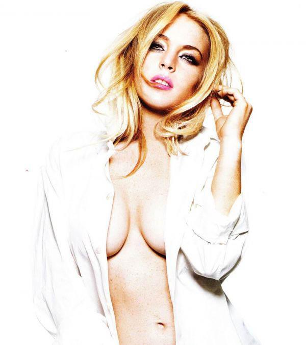 Lindsay lohan topless and sexy photos