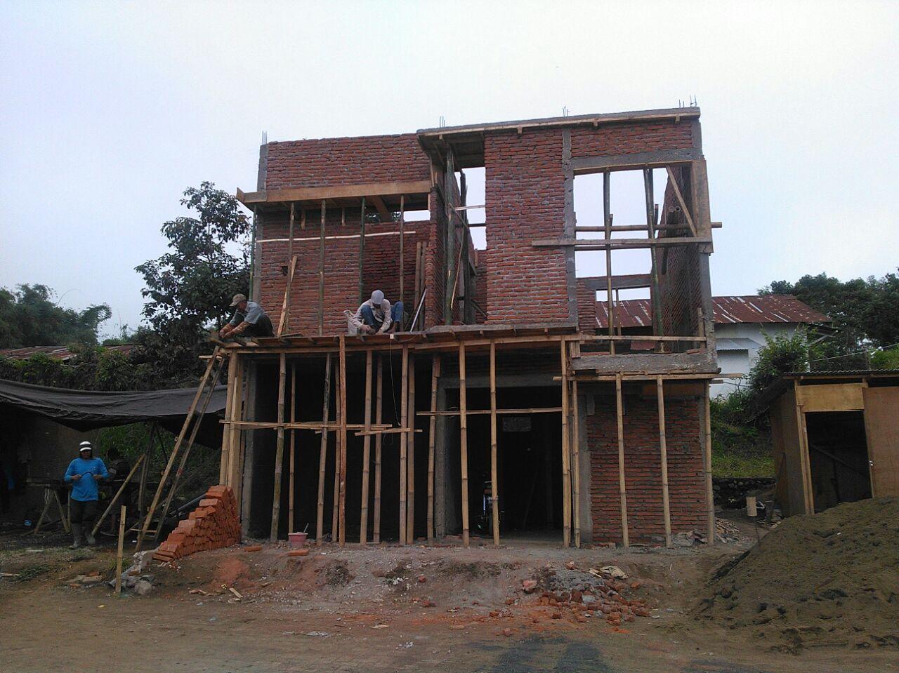 Progres pembangunan Exotic Panderman Hill bulan Juli 2017