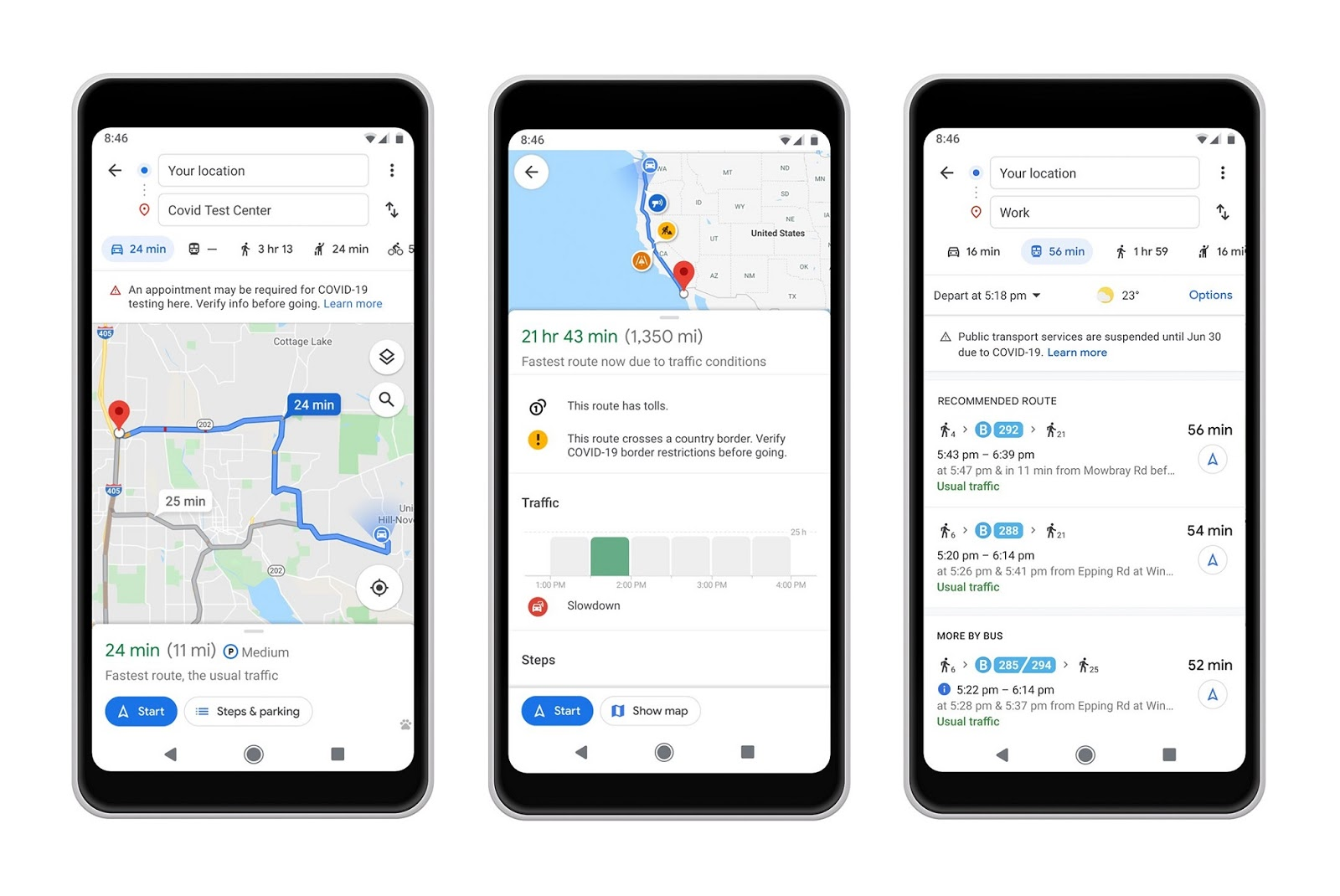 Crowdsourced Live Data By Google Maps Will Now Help Users Avoid Crowds On Public Transit Digital Information World If you want to review your road trip or just try to puzzle. crowdsourced live data by google maps
