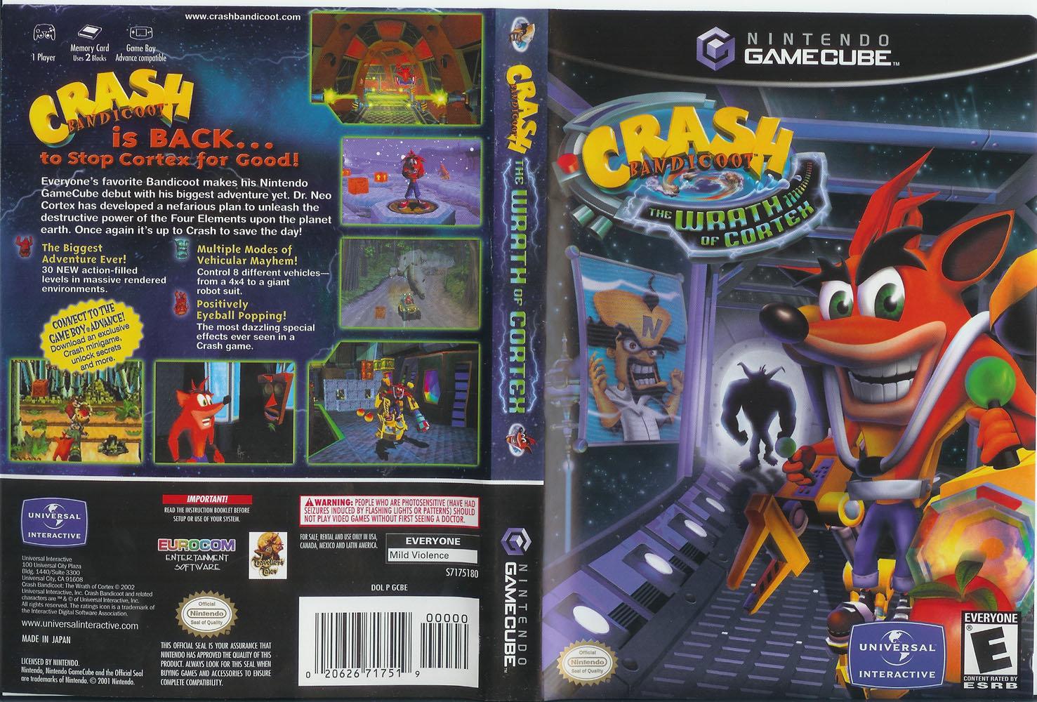 تحميل لعبة crash twinsanity ps2 برابط واحد