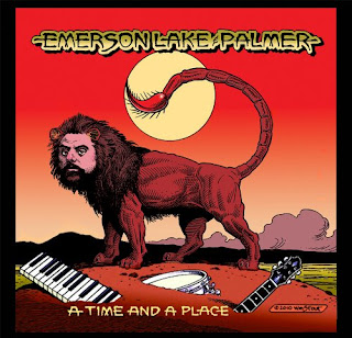 Emerson Lake & Palmer's A Time and A Place