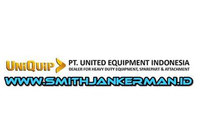 Lowongan PT. United Equipment Indonesia Pekanbaru Mei 2018
