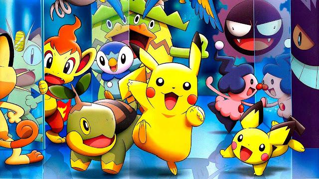 Pokemon Chapter List - AVOID THE FILLING