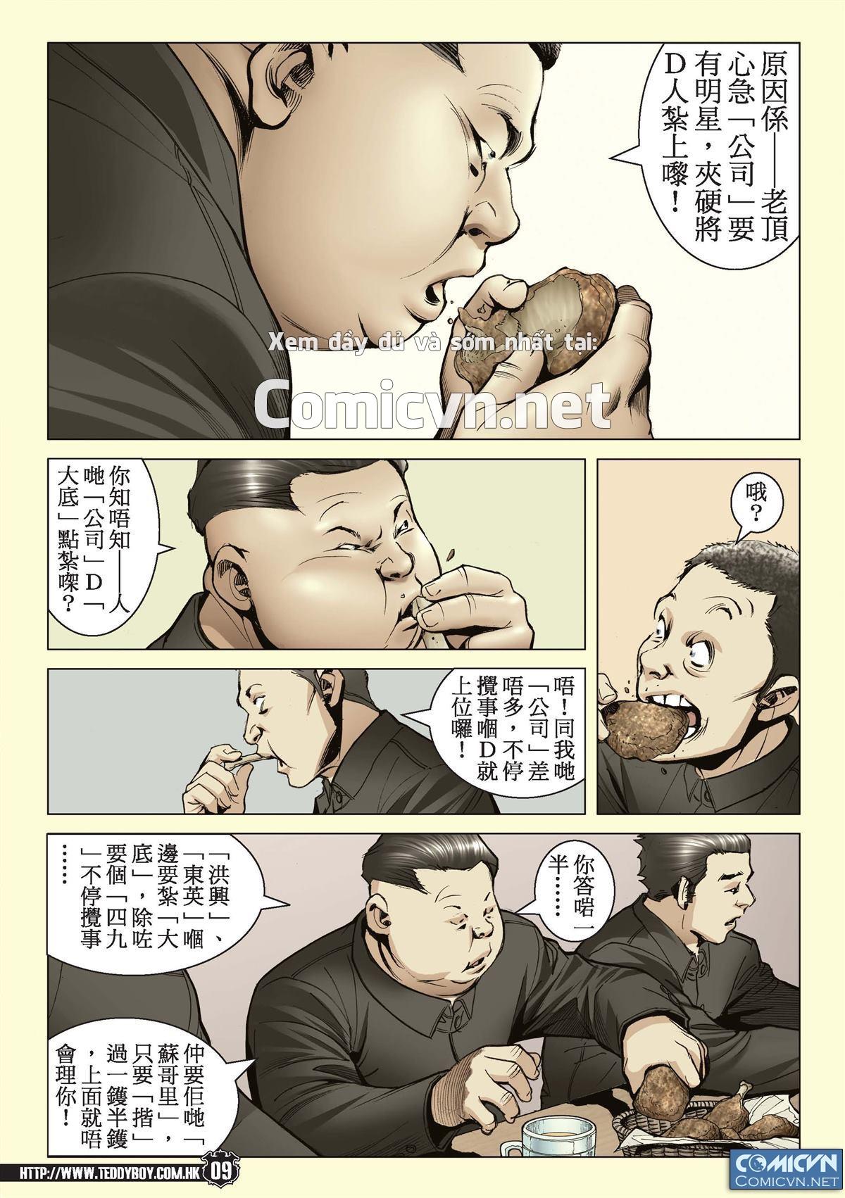 Người Trong Giang Hồ chapter 2146: có số không nói sớm trang 8