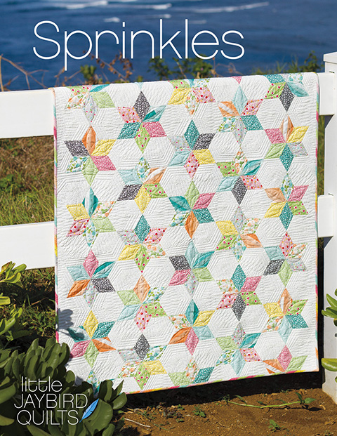 New Jaybird Quilts Pattern Sprinkles Baby Quilt Jaybird Quilts Beauteous Baby Quilt Pattern