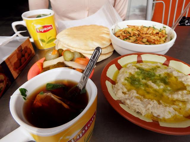 jordania comer barato
