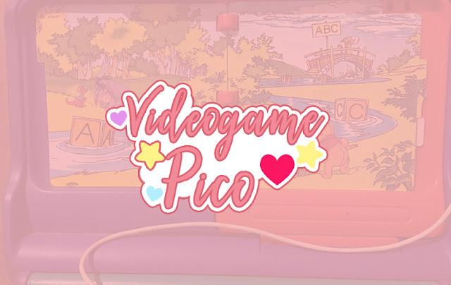 Videogame Pico, da Sega