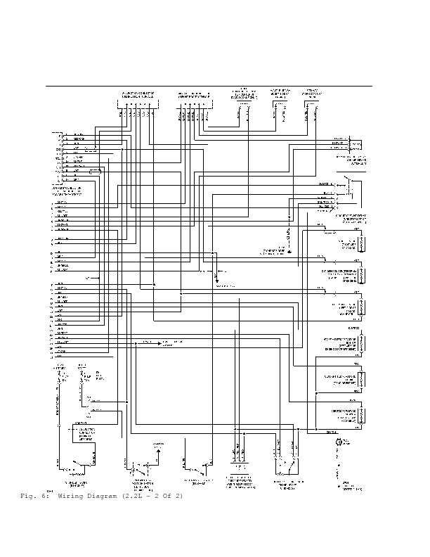 1994 Toyota Celica LWiring Diagrams Series   Wiring