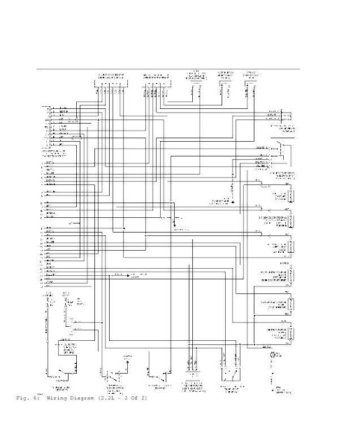 electrical diagram 1994 toyota celica