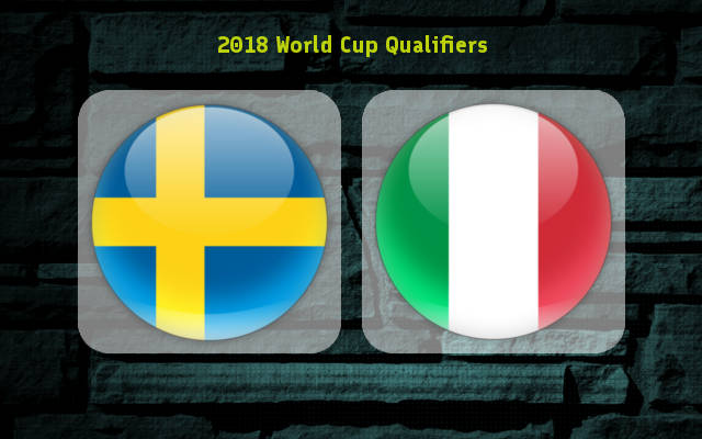 Sweden vs Italy Full Match & Highlights 10 November 2017