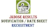 JKBOSE Practical Centre Notice cum Datesheet for Class 10th, 11th, 12th Various Districts