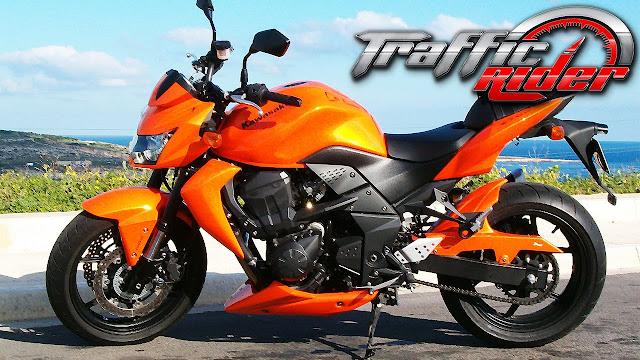 Traffic Rider v1.4 MOD APK