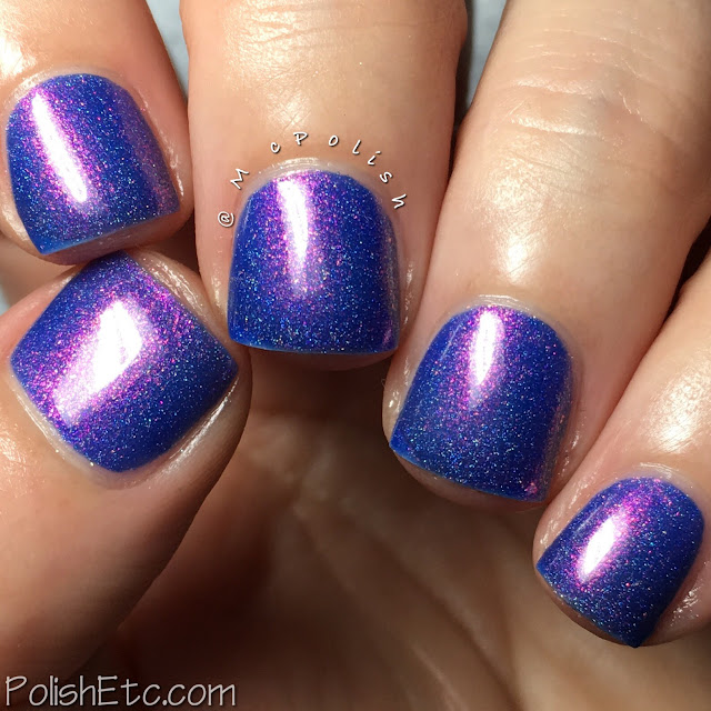 Great Lakes Lacquer - Holiday 2017 - McPolish - The Color Hour of Dawn