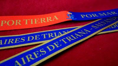 pulseras cofrades de Aires de Triana