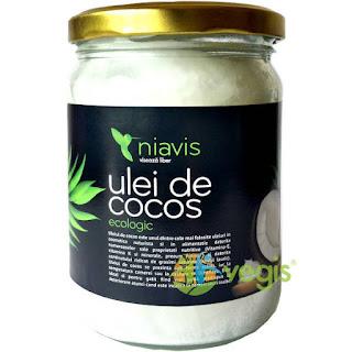 Cumpara de aici ulei de cocos bio -ulei presat la rece