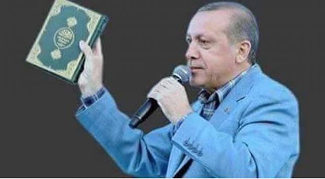 أردوغان يرفع القرآن ويعلن عن مفاجأة رائعة للآتراك والعالم الإسلامي !