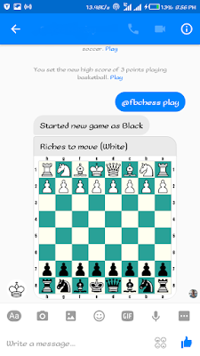 games on facebook chat